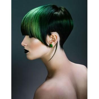Зеленая краска для волос - Adore Dye - Clover - для создания зеленого цвета волос