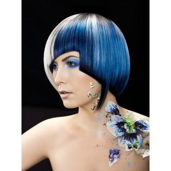 Голубая краска для волос - Adore Dye - Baby Blue - для создания голубого цвета волос
