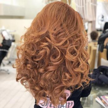 Желтая краска для волос - Adore Dye - Ginger - для создания желтого цвета волос