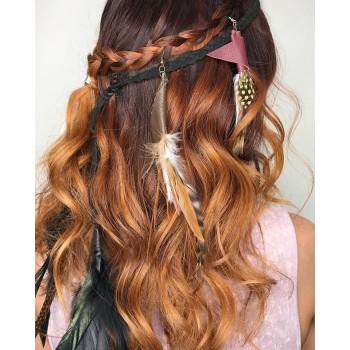 Краска для волос - Adore Dye - Cajun Spice