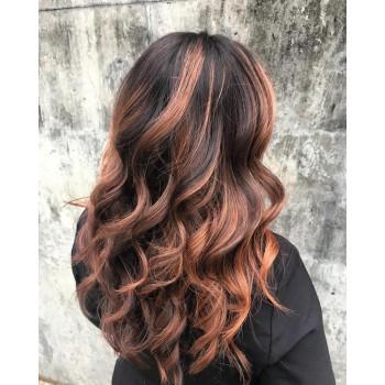 Краска для волос - Adore Dye - Cinnamon
