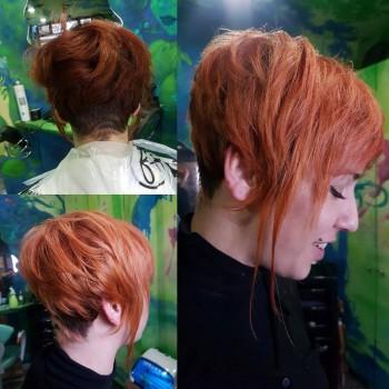 Краска для волос - Adore Dye - Copper Brown