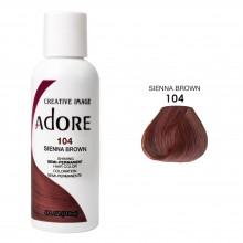 Краска для волос - Adore Dye - Sienna Brown