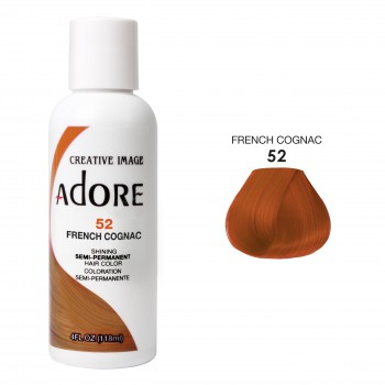 Краска для волос - Adore Dye - French Cognac