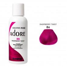 Краска для волос - Adore Dye - Raspberry Twist