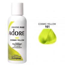 Желтая краска для волос прямого действия - Adore - Cosmic Yellow N161